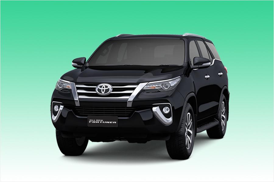 Rental Mobil Fortuner Jogja Yogyakarta