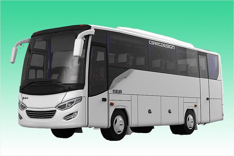 Sewa Bus Medium Jogja Yogyakarta